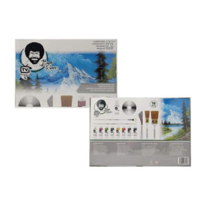 Bob ROss Oil Paint Set