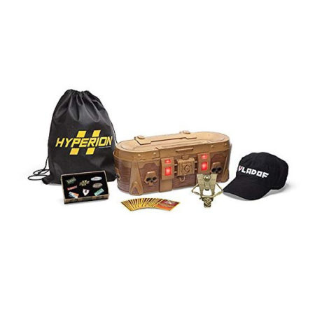 Borderlands Level 50 Limited Edition Golden Loot Chest