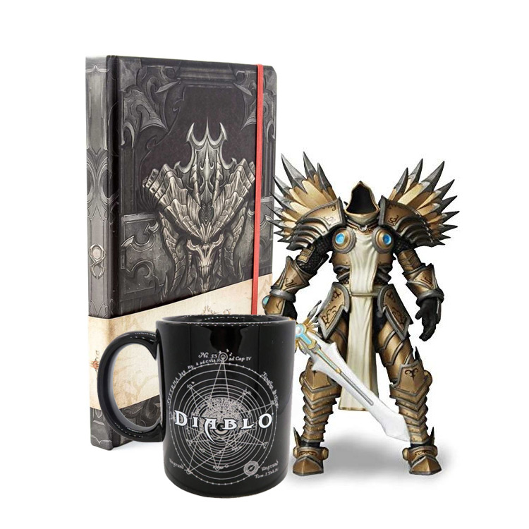 Blizzard's Diablo Gift Ideas, Products and Merchandise
