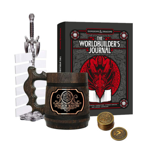 Gift Ideas for your Dungeon Master - D&D Roleplaying DM Presents