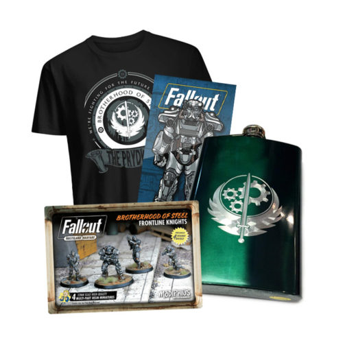 Fallout Brotherhood of Steel Products