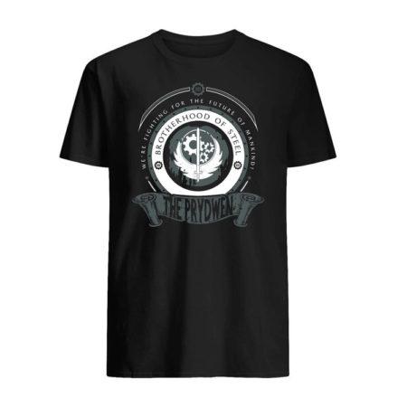Fallout Brotherhood of Steel Prydwen 44 T-Shirt