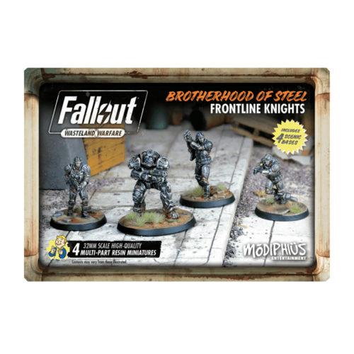 Fallout Wasteland Warfare Brotherhood of Steel Box