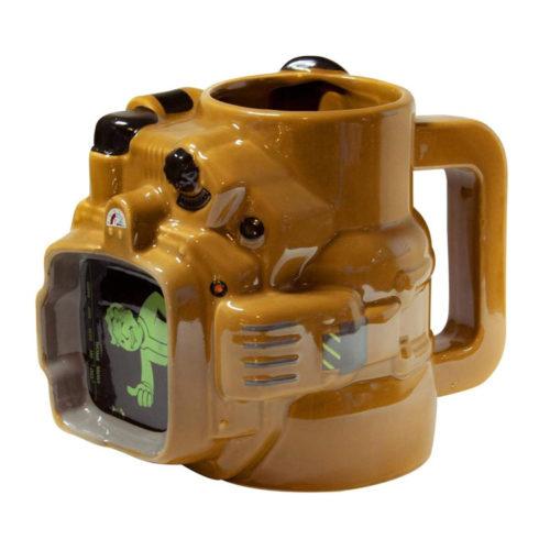 Fallout Pip Boy Collectors Edition Ceramic Mug