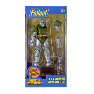 Fallout T-51 Armor by Mega Merge Series
