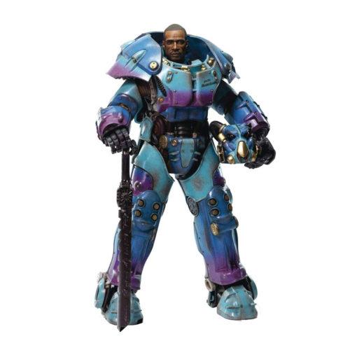 Fallout X-01 Power Armor Quantum Variant