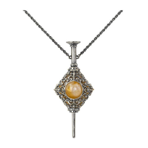 Fantastic Beasts Gellert Grindelwald Pendant from The Noble Collection