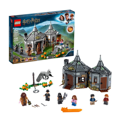 LEGO Harry Potter Hagrid's Hut #75947