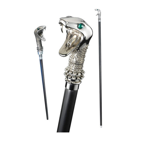Harry Potter Lucius Malfoy's Walking Stick from The Noble Collection