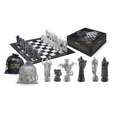 Harry Potter Wizard Chess Set by The Noble Collection