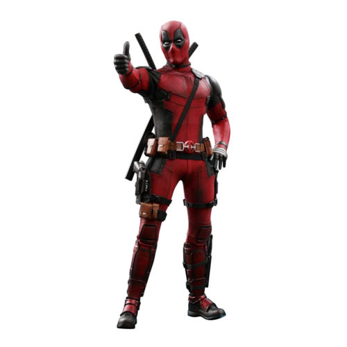 Hot Toys Deadpool 2 Marvel 1:6 Scale