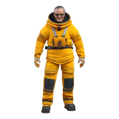 Hot Toys Stan Lee 1:6 Guardians of the Galaxy Toy Fair Exclusive