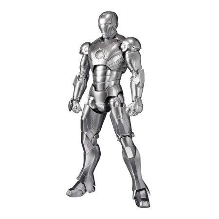 Iron Man Mark II Hall of Armor Action Figure by Tamashii Nations Bandai