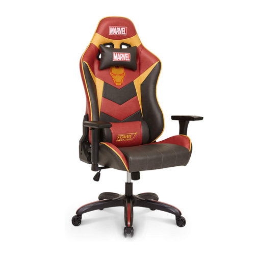 Marvel Iron Man Gaming Ergonomic Chair