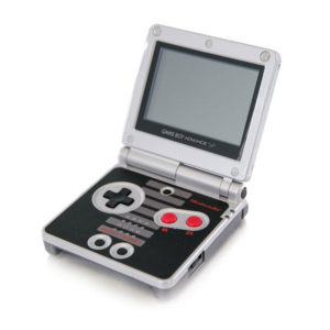 Nintendo Gameboy Advance SP: Limited Edition NES