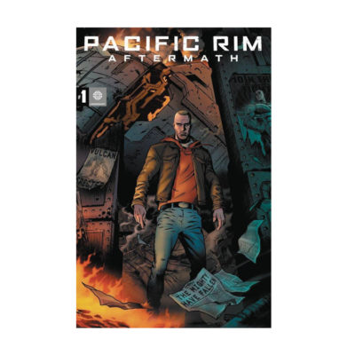 Pacific Rim Aftermath Comic #1