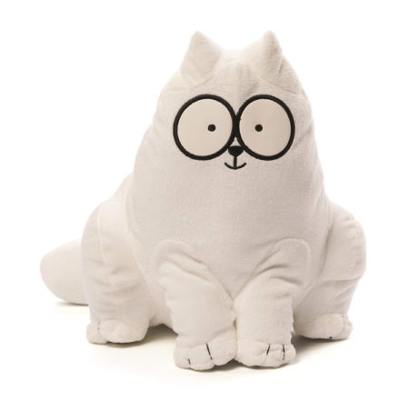 "Simon's Cat 10"" Plush Toy"