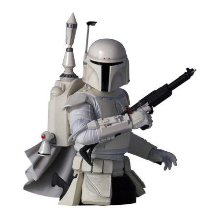 Star Wars Boba Fett 1:6 Mini Bust SDCC 2015 Exclusive