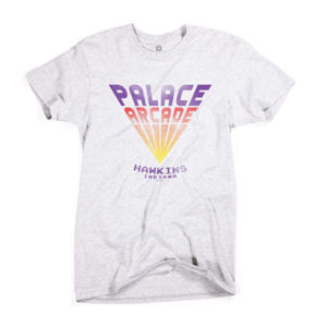 Stranger Things Palace Arcade Hawkins T-Shirt