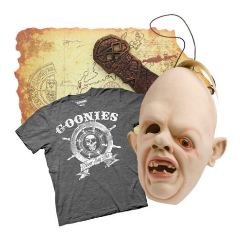 The Goonies Gift Ideas, Products and Merch