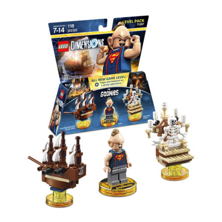 Goonies Level Pack by LEGO Dimensions