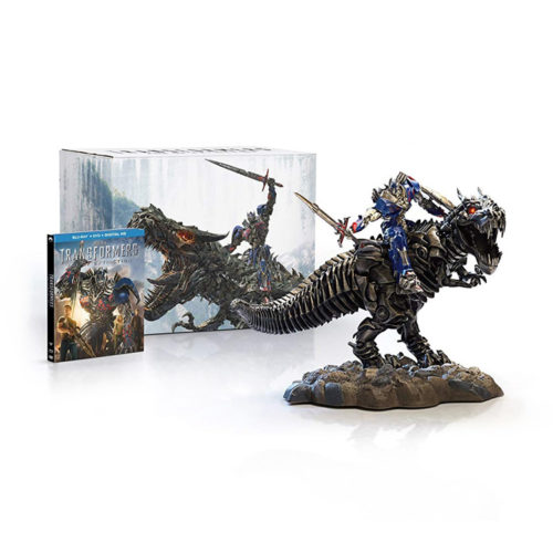 Transformers Age of Extinction Gift Set with Grimlock and Optimus