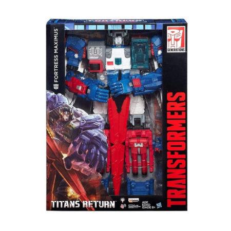 Transformers Titans Returns Maximus SDCC 2016 Exclusive Figure