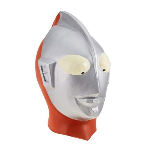 Ultraman Cosplay Mask