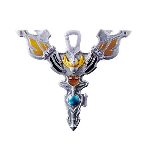 Ultraman Taiga DX Photon Earth Keychain