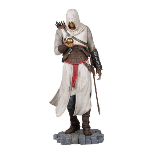 Assassin's Creed Altaïr Figure Apple of Eden Keeper