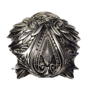 Assassin's Creed Insignia Enamel Belt Buckle