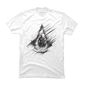 Assassin's Creed Fractured Men's Graphic T-Shirt