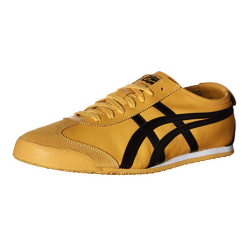 Bruce Lee Yellow Tiger Shoes by Onitsuka
