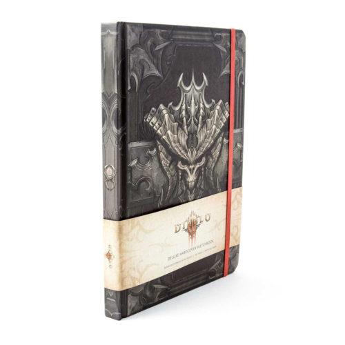 Diablo III Hardcover Blank Sketchbook