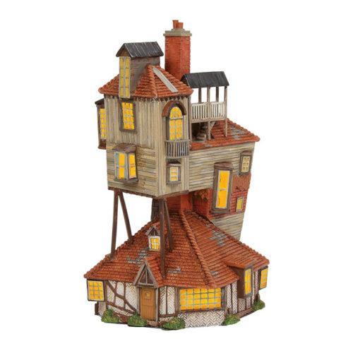 Harry Potter Village Weasley's The Burrow