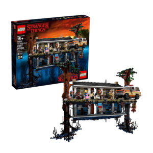 LEGO Stranger Things The Upside Down Building Kit