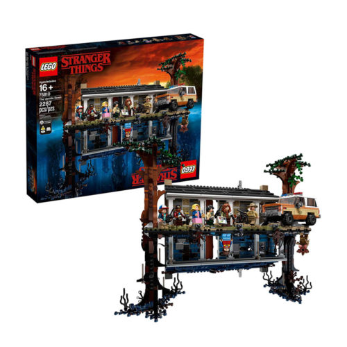 LEGO Stranger Things The Upside Down Building Kit