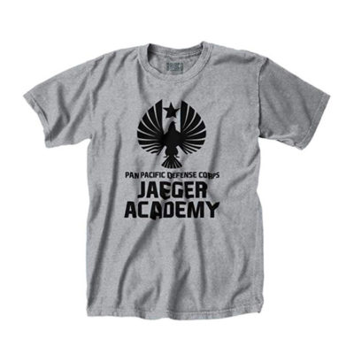 Pacific Rim Apparel: Jaeger Academy T-Shirt