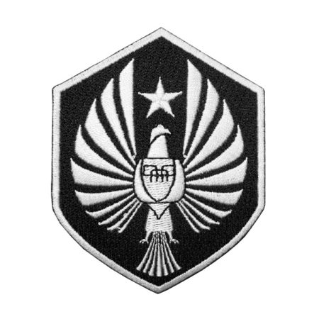 Pacific Rim Pan Pacific Defense Corps Embroidered Patch