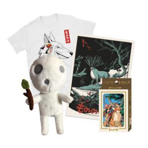 Enchanting Princess Mononoke GIft Ideas & Products