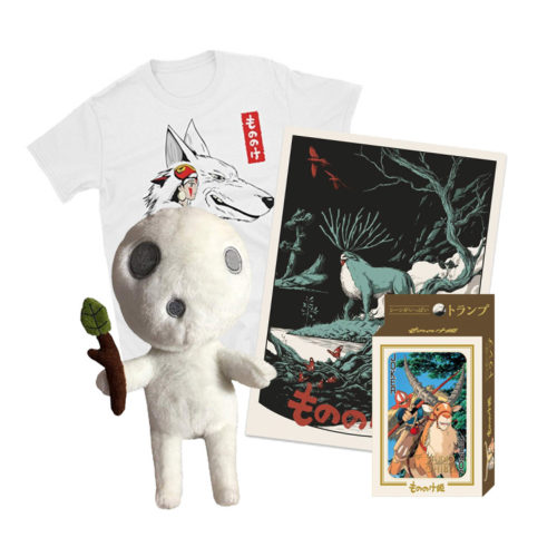 Enchanting Princess Mononoke GIft Ideas & Products