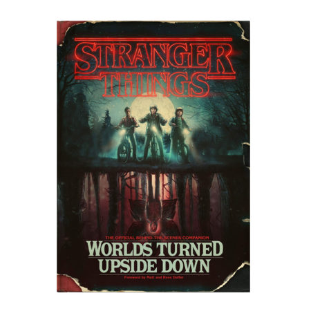 Stranger Things: The Official Behind-the-Scenes Companion