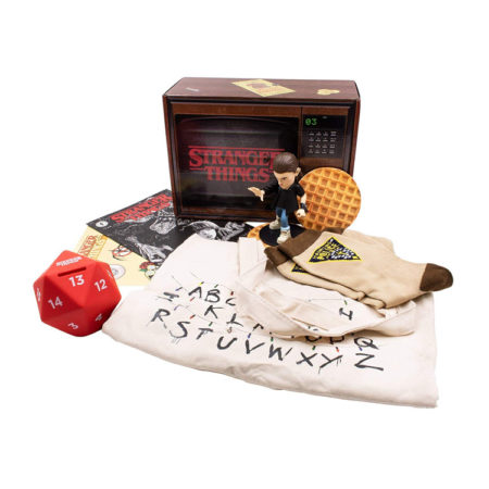 Stranger Things Officially Licensed Collector's Box