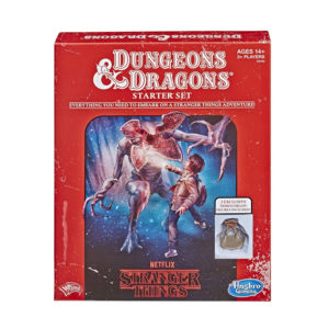 Stranger Things Dungeons & Dragons Starter Set by Hasbro