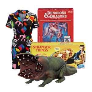 Totally Rad Stranger Things Gift Ideas, Products and Merch
