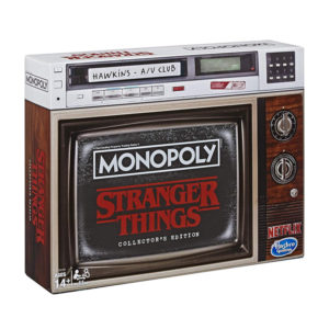 Stranger Things Monopoly Game Collector's Edition