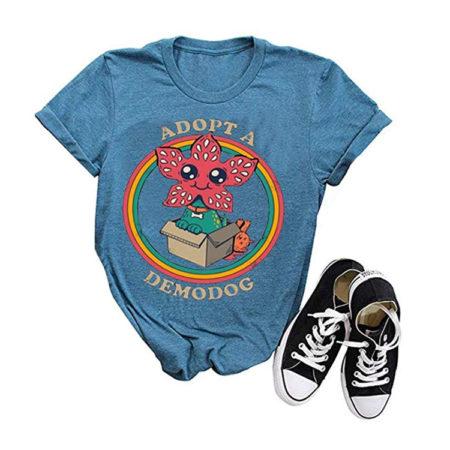 Stranger Things T-Shirt for Women