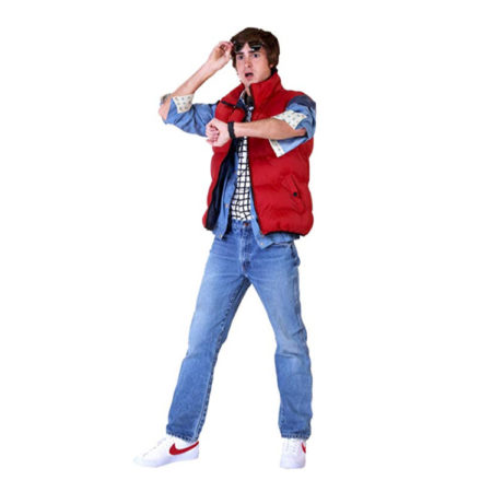 Back to the Future Costumes: Marty McFly