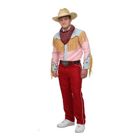 Back to the Future Costumes: Cowboy Marty