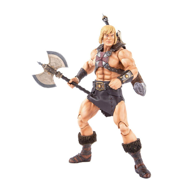 Masters of The Universe He-Man 1:6 Action Figure